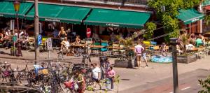 Binnen Buiten Amsterdam.Cafe Binnen Buiten Amsterdam Leza Horeca Winkel Management
